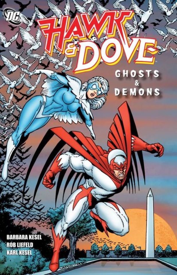 Hawk and Dove: Ghosts & Demons