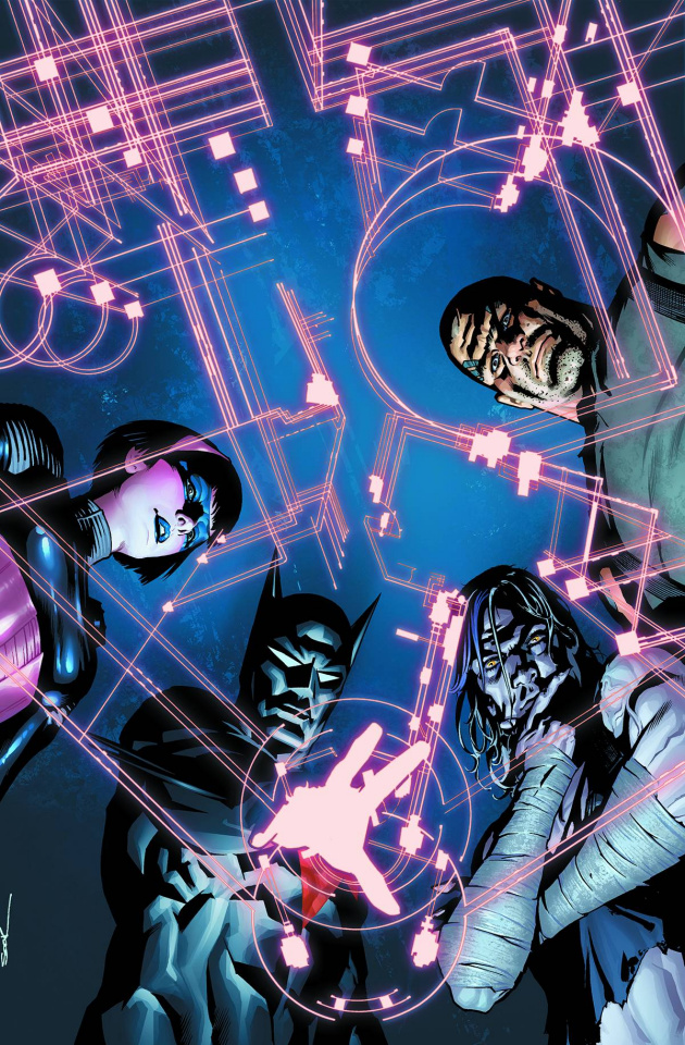 The New 52: Future's End #10