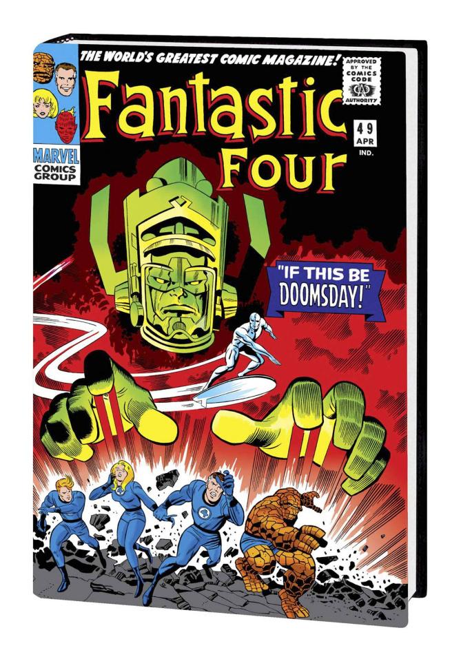 Fantastic Four Omnibus Vol. 2