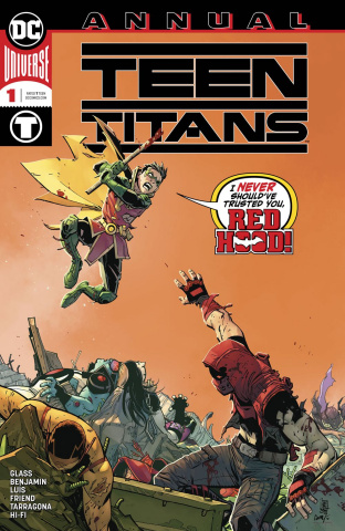Teen Titans Annual #1