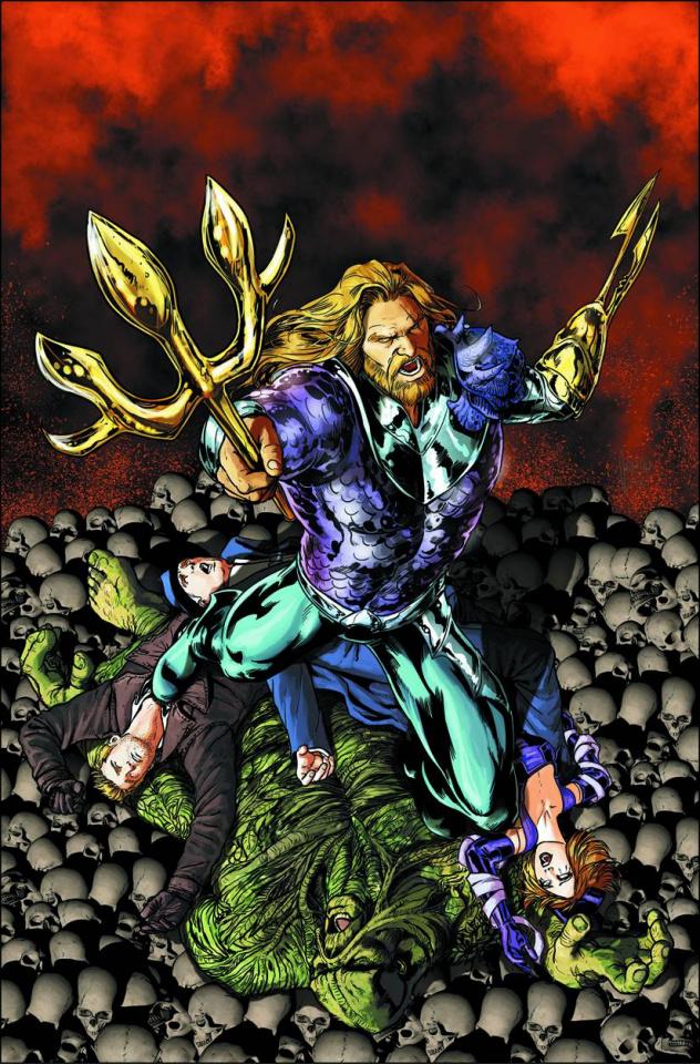 Justice League Dark #26