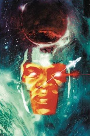 Strange Adventures #4 (Mitch Gerads Cover)
