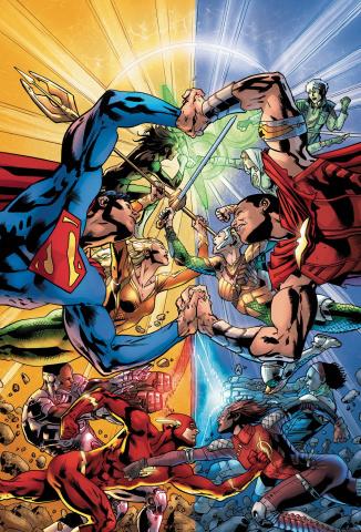 Justice League Vol. 5: Legacy Rebirth