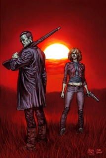 Bloodshot: Reborn #7 (Fabry Cover)
