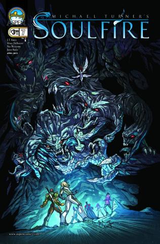 Soulfire #7 (Qualano Cover)
