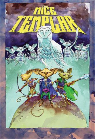 The Mice Templar Vol. 5