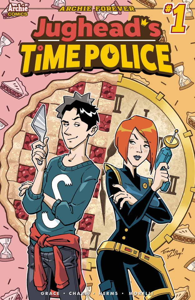 Jughead's Time Police #1 (Yardley Cover)