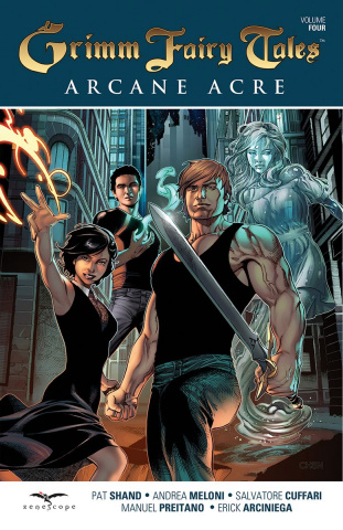 Grimm Fairy Tales Vol. 4: Arcane Acre