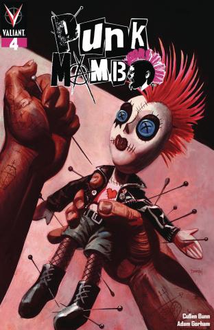 Punk Mambo #4 (Brereton Cover)