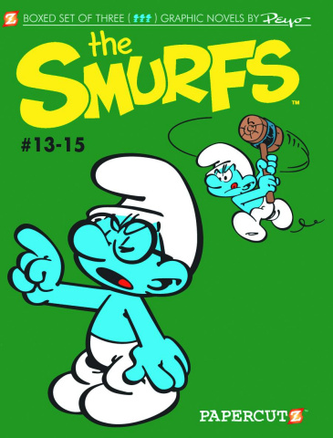 The Smurfs Vols. 13-15
