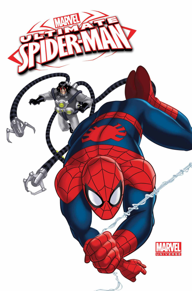 Marvel Universe: Ultimate Spider-Man #20