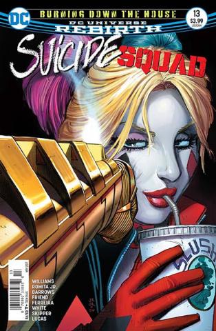 Suicide Squad #13