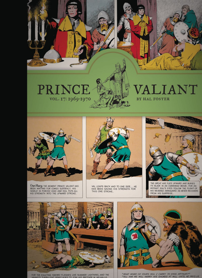 Prince Valiant Vol. 17: 1969-1970