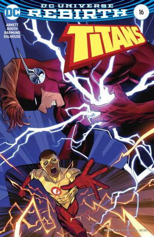 Titans #16 (Variant Cover)