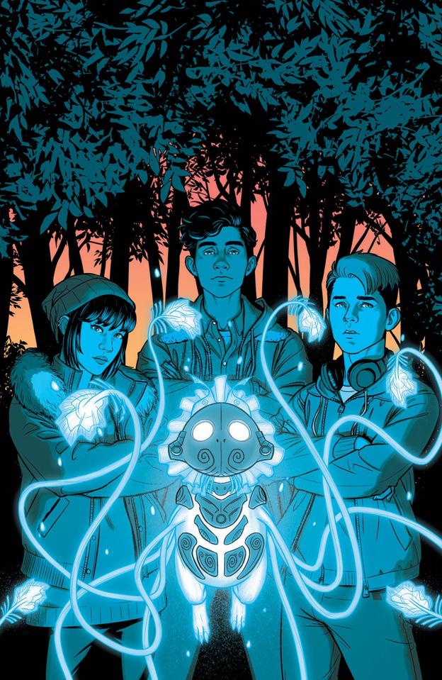 Alienated #1 (25 Copy McKelvie Cover)