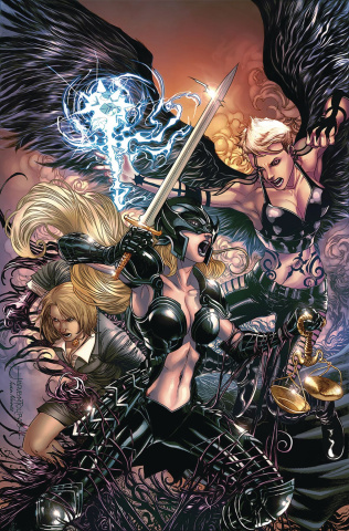 Black Knight #5 (Tolibao Cover)