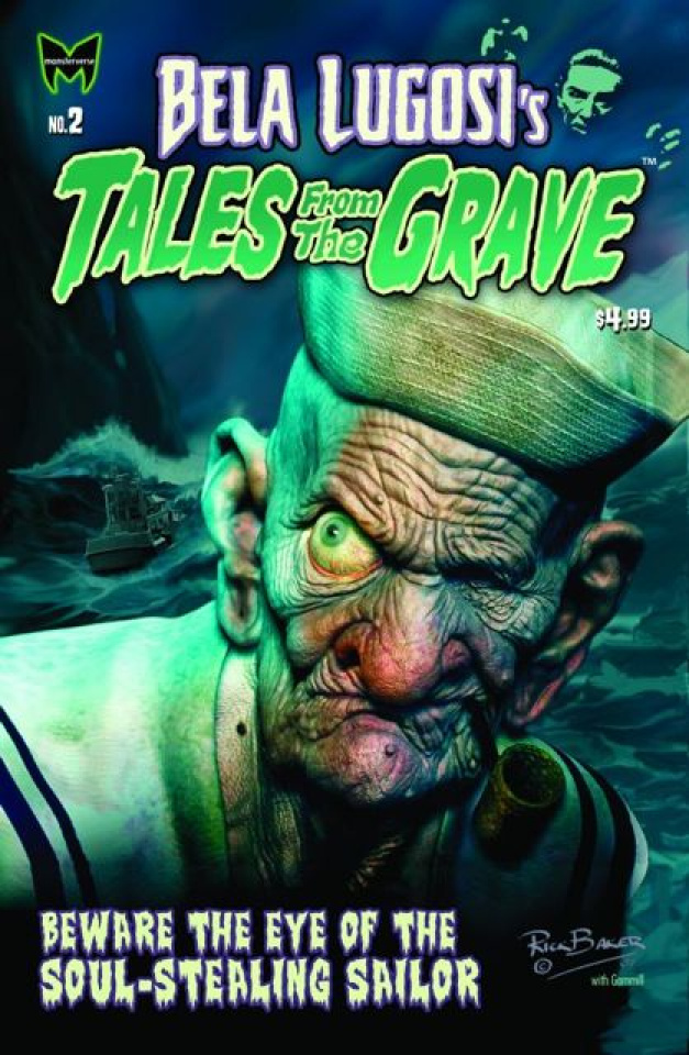 Bela Lugosi's Tales From Grave #2