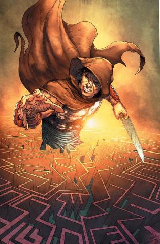 Wrath of the Eternal Warrior #10 (20 Copy Guinaldo Cover)
