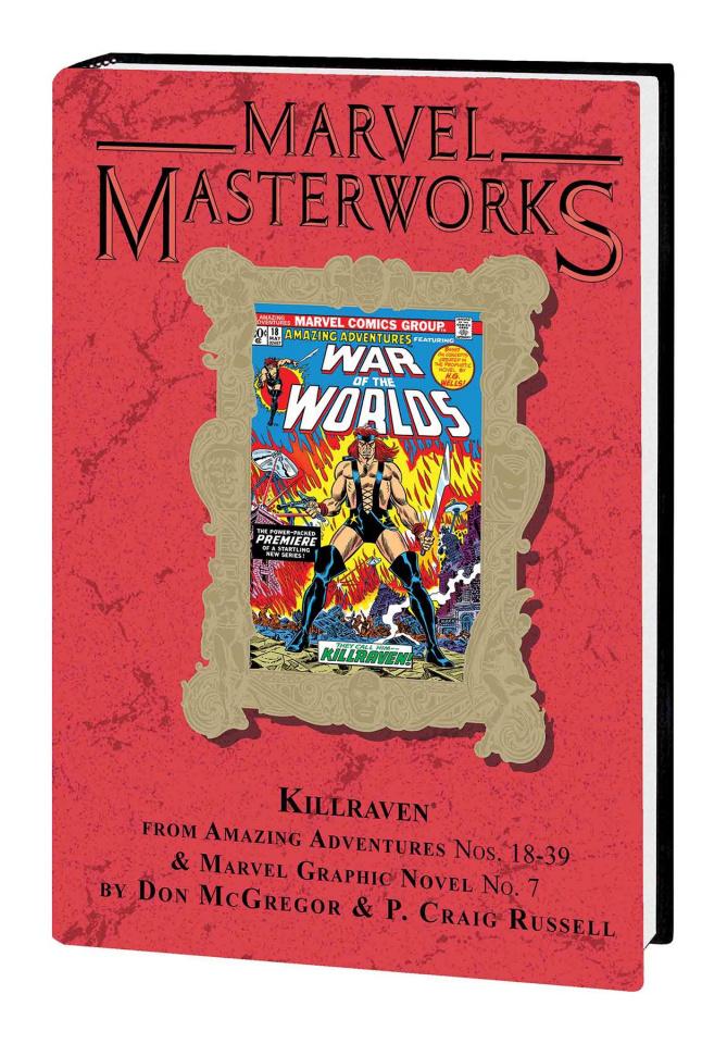Killraven Vol. 1 (Marvel Masterworks)