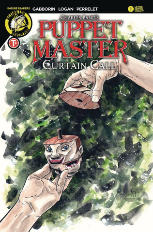 Puppet Master: Curtain Call #1 (Williams Painted Cover)
