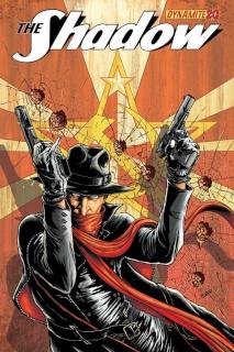 The Shadow #20 (Bolson Cover)