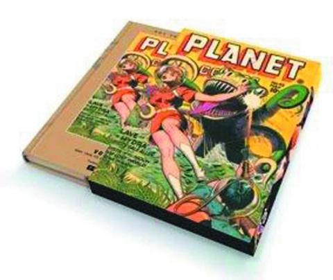 Planet Comics Vol. 10 (Slipcase Edition)