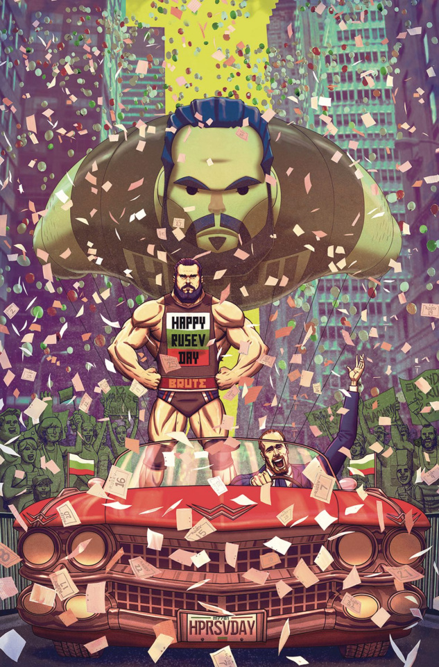 WWE #18 (15 Copy D'Alfonso Cover)