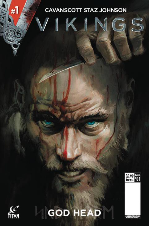 Vikings #1 (Pierce Cover)