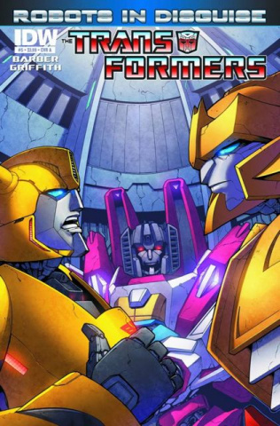 The Transformers: Robots in Disguise #5