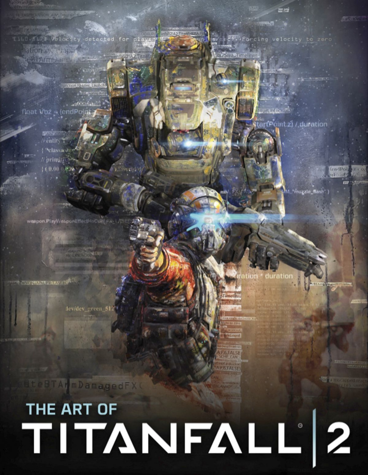 The Art of Titanfall 2 Vol. 2