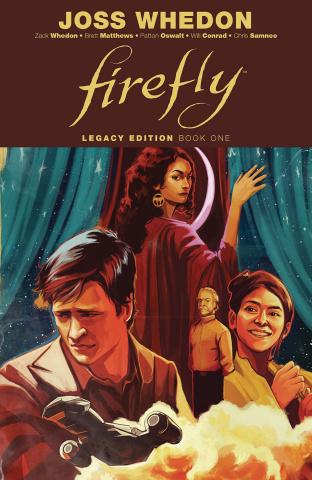 Firefly Vol. 1 (Legacy Edition)