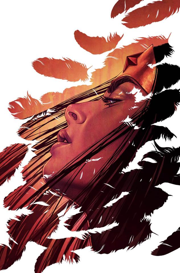 Wonder Woman #40 (Variant Cover)
