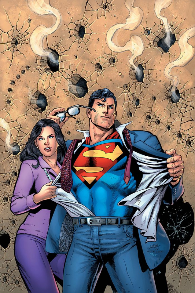 Action Comics #1000 (1990s Cover)