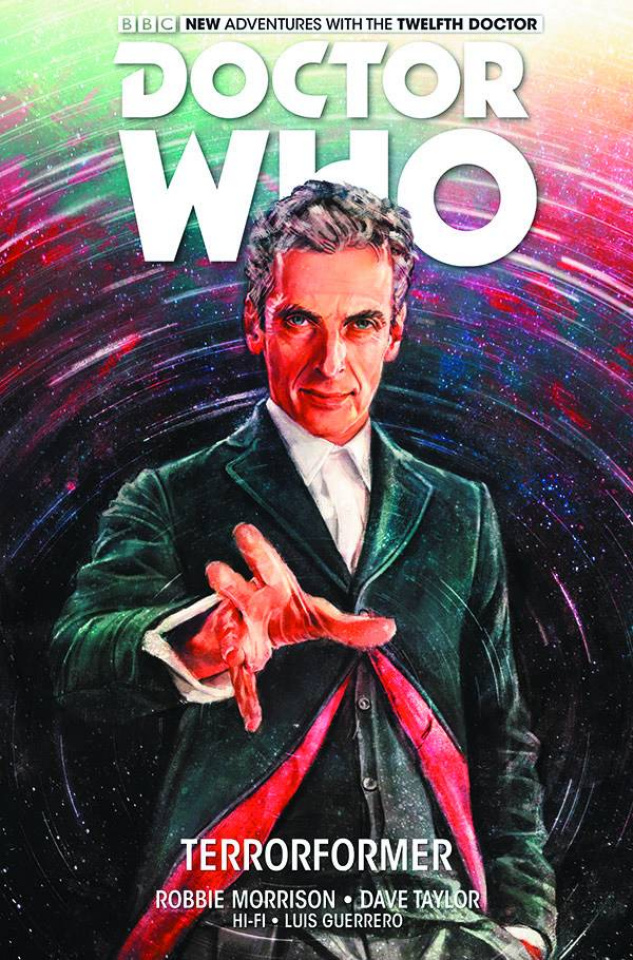 Doctor Who: New Adventures with the Twelfth Doctor Vol. 1: Terrorformer