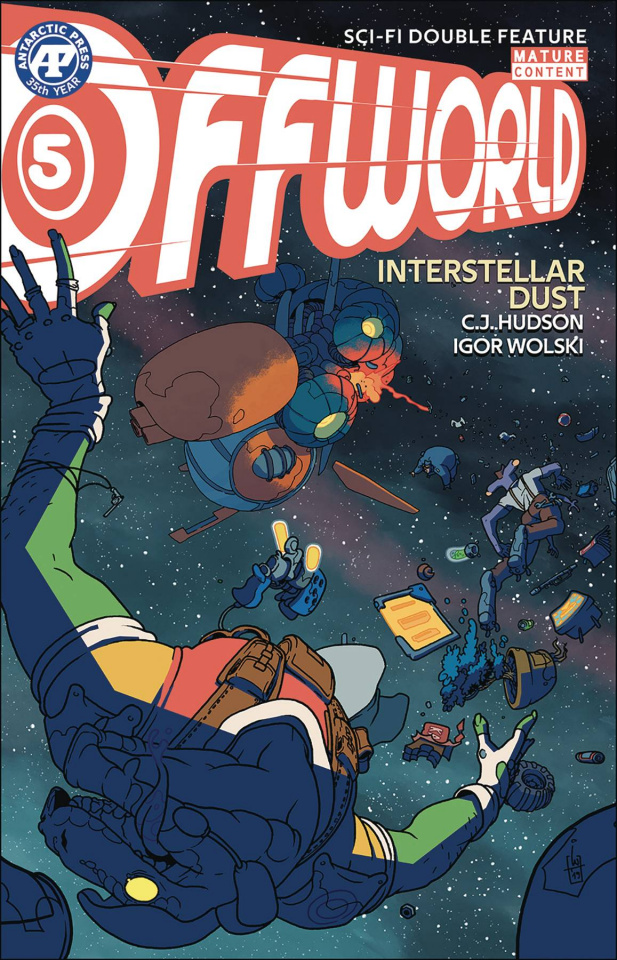 Offworld: Sci-Fi Double Feature #5