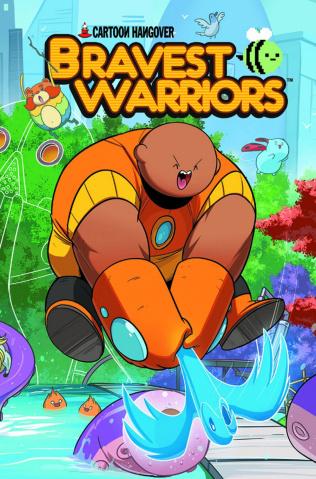 Bravest Warriors #15
