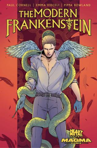 The Modern Frankenstein #4