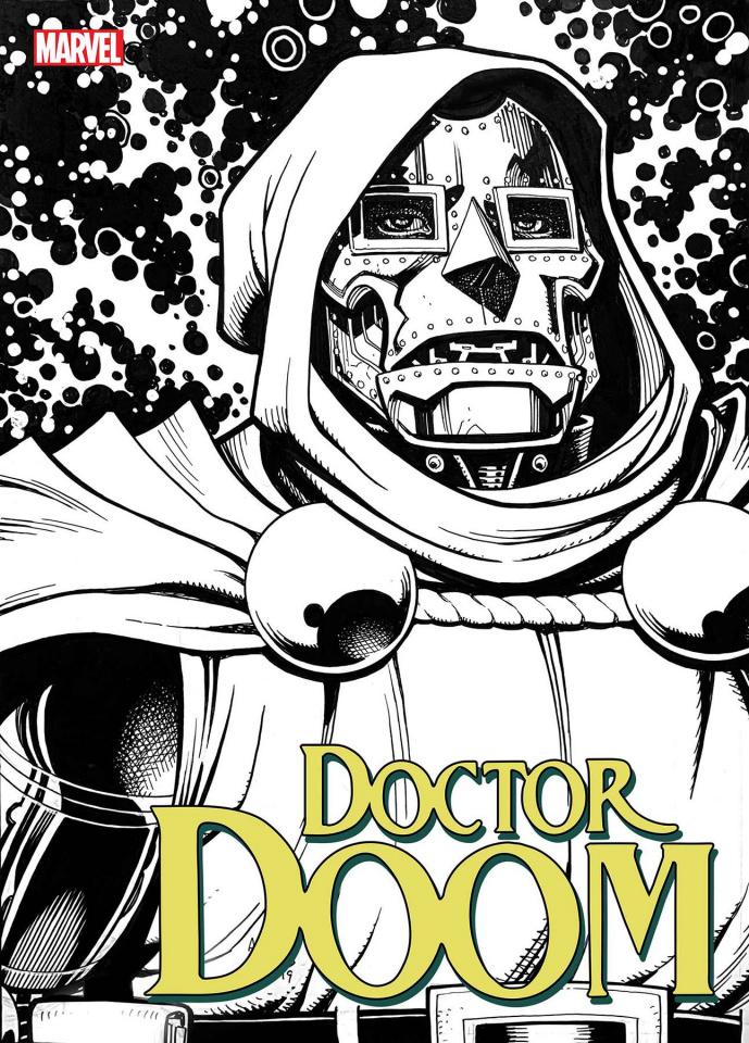 Doctor Doom #1 (Art Adams Cover)