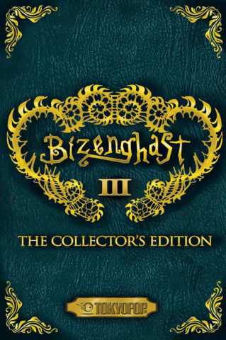 Bizenghast Vol. 3 (3-in-1 Edition)