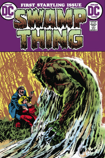 Swamp Thing: The Bronze Age (Omnibus)