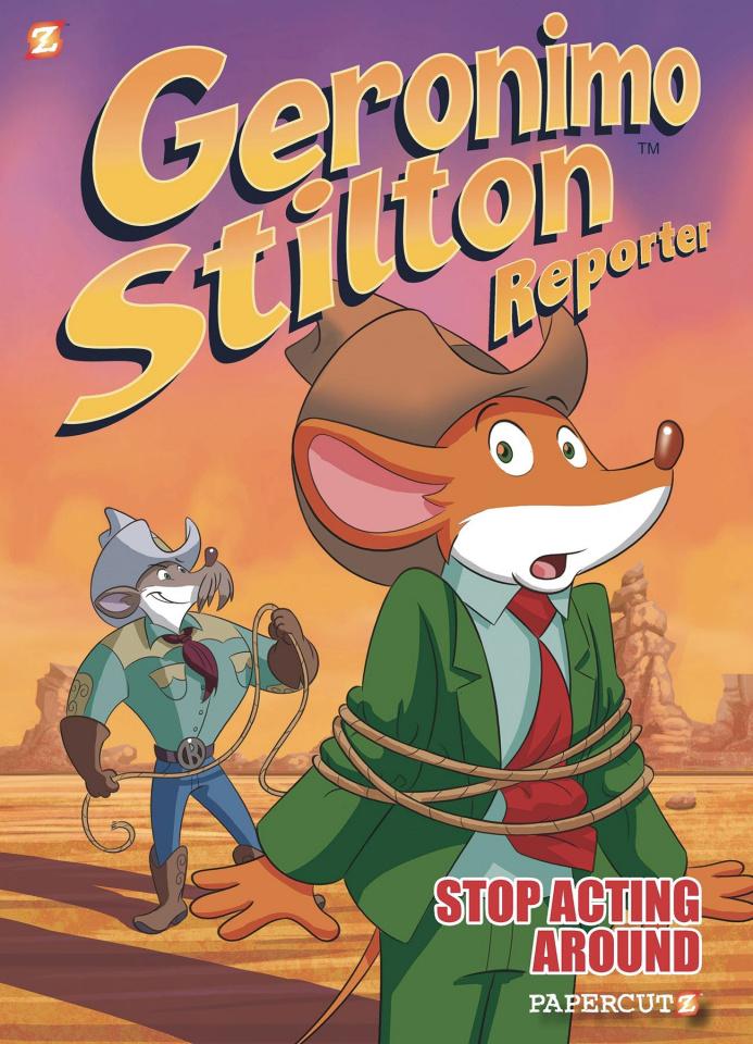Geronimo Stilton, Reporter Vol. 3