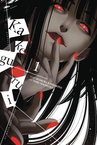 Kakegurui, Compulsive Gambler Vol. 1