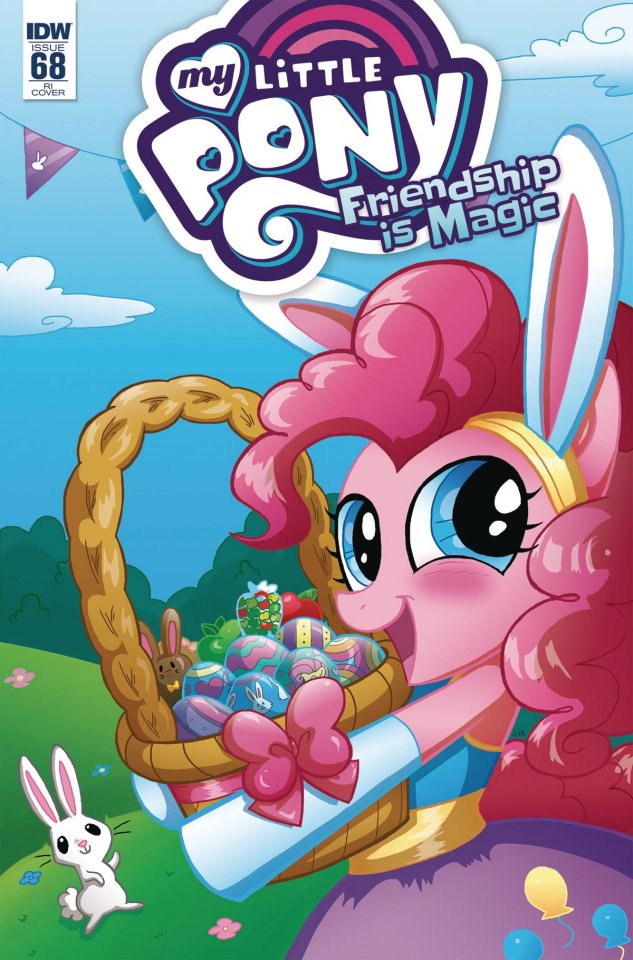 My Little Pony: Friendship Is Magic #68 (10 Copy Bellamy Cover)