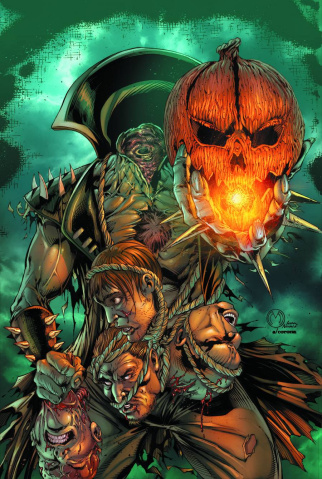 Grimm Fairy Tales: Sleepy Hollow #2 (Mychaels Cover)