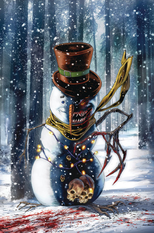 Grimm Fairy Tales 2019 Holiday Special (Vitorino Cover)