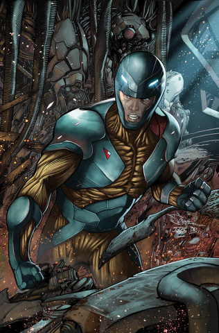 X-O Manowar #30 (25 Copy Cover)