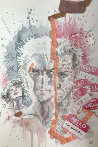 Fight Club 3 #8 (Mack Cover)