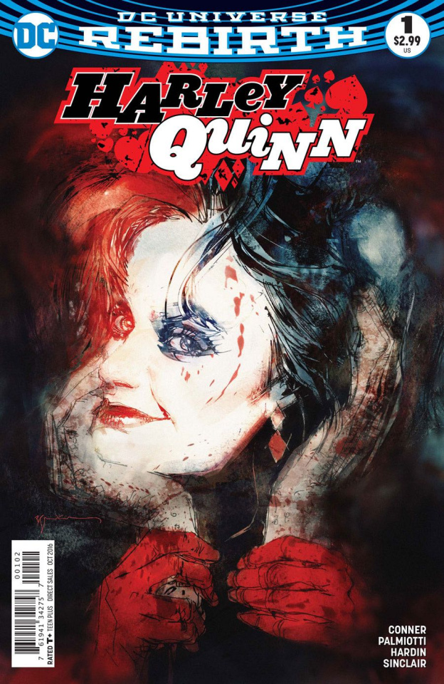 Harley Quinn #1 (Variant Cover)