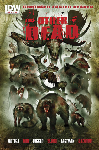 The Other Dead #6