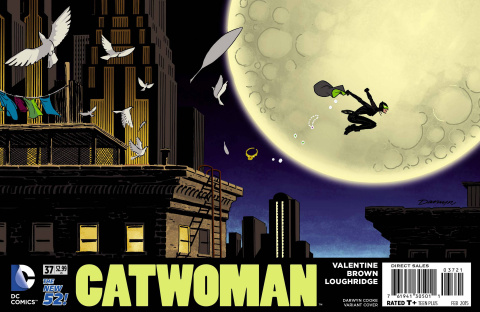 Catwoman #37 (Darwyn Cooke Cover)